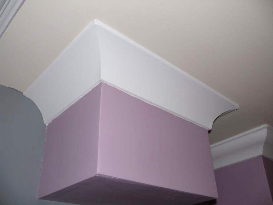 gyproc s profile coving. Black Bedroom Furniture Sets. Home Design Ideas
